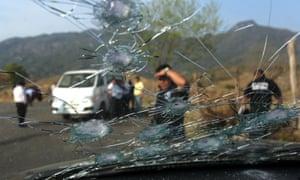 guerrero state mexico shootout
