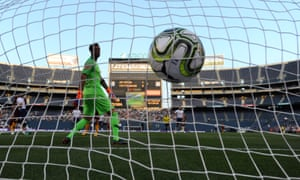 Roma and Tottenham attracted just 18,800 people to the 70,000 capacity SDCCU Stadium in San Diego