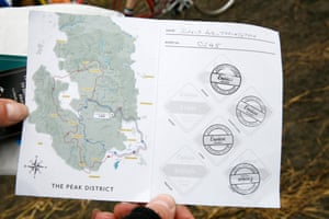 Stamps on the Eroica map