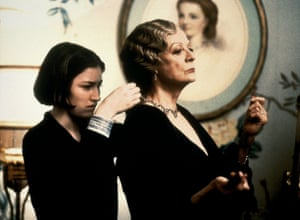 Formidable … Smith as Constance Trentham in Gosford Park.