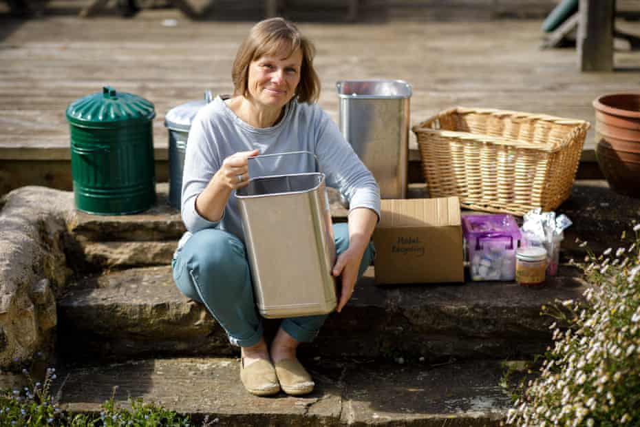 G2 - Claudi Williams at home near Stroud.