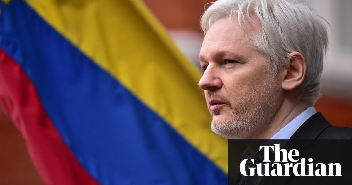 Ecuador cuts off Julian Assange's internet access at London embassy