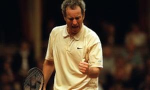 Second serve … John McEnroe's memoir No 2.