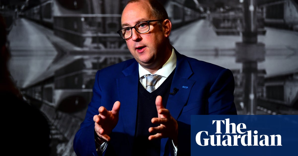 Nick Rust to stand down as British Horseracing Authority chief executive
