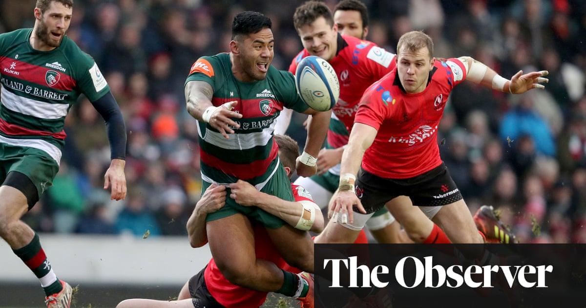 Manu Tuilagi set to move to Sale and keep England career alive