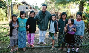U Zau Hkawng, World Concern