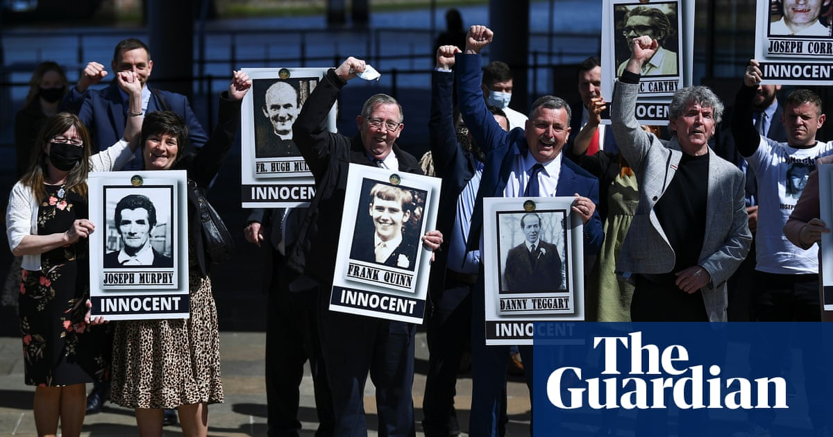 Pressure grows on UK to apologise over 1971 Belfast killings