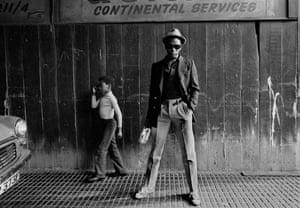 Bagga (Bevin Fagan), Hackney, London, 1979