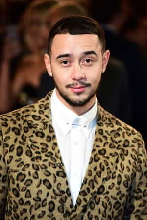 The X Factor's Mason Noise, who has been voted out of the competition after receiving the fewest votes from the public.