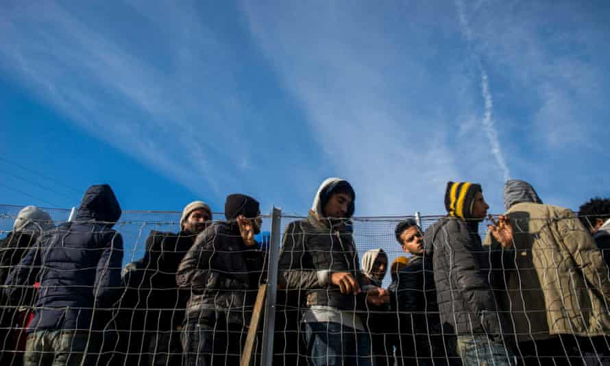Germany is the top destination for people fleeing conflict, repression and misery in the Middle East, Asia and Africa.