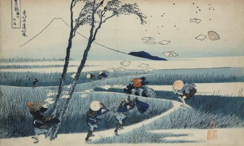 Hokusai: Beyond the Great Wave review – the mastery simply