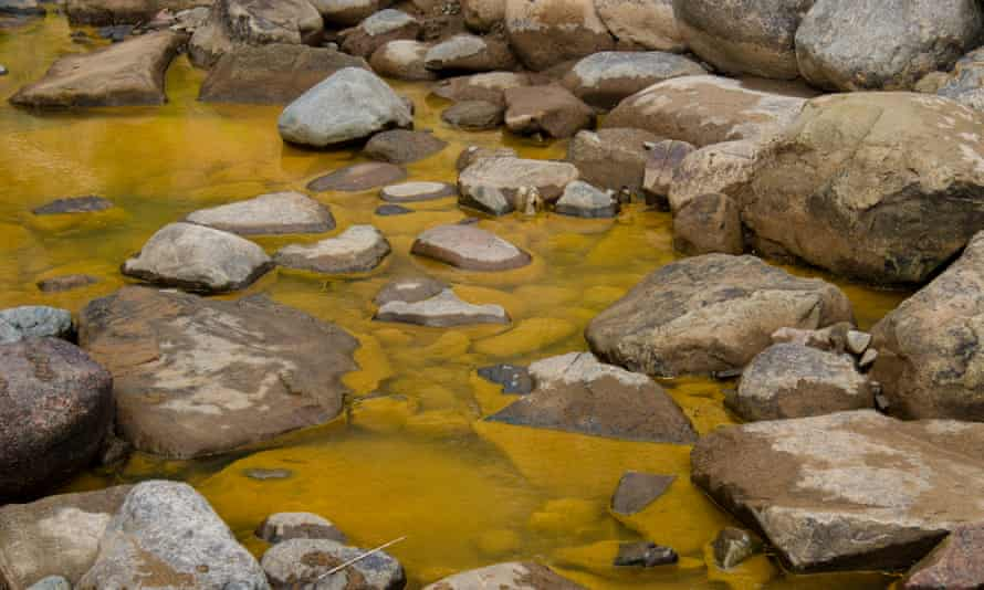 Durango river spill