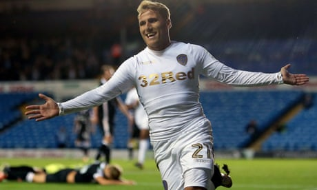 Carabao Cup roundup: Samu Sáiz hits hat-trick for Leeds to sink Port Vale