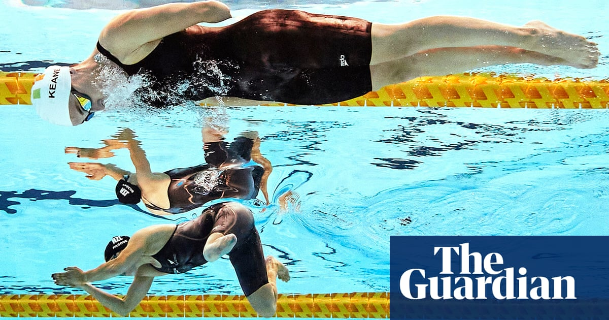 Tokyo Paralympics 2020: day two – in pictures
