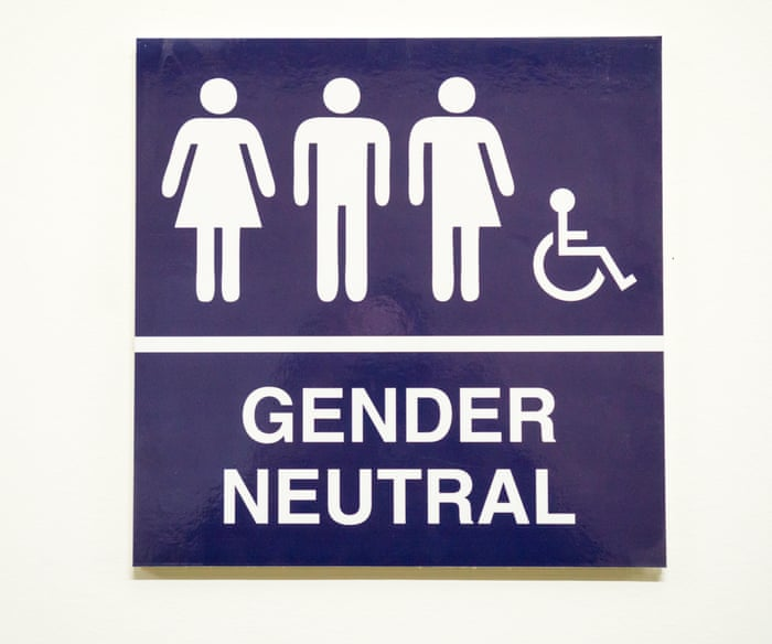Public bathrooms are gender identity battlefields  What if