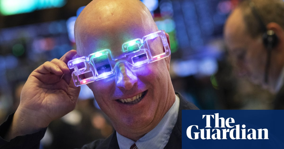 Global stock markets post best year since financial crisis