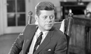 JFK in 1962.