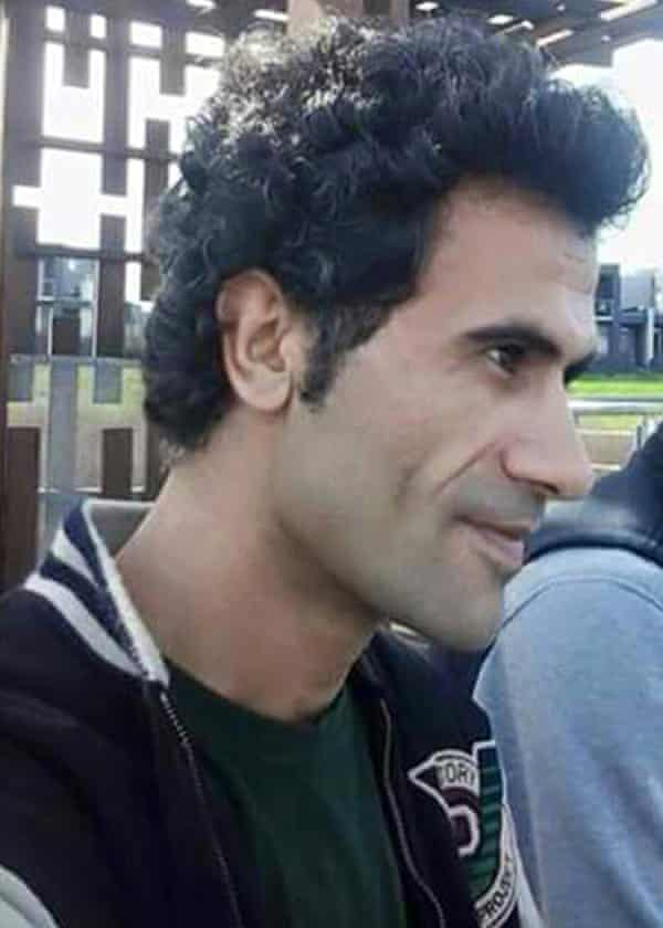 Fazel Chegeni lived in the Australian community for 255 days out of more than four years in the country.