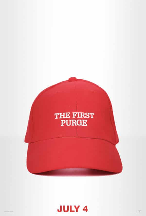 Teaser poster for The First Purge