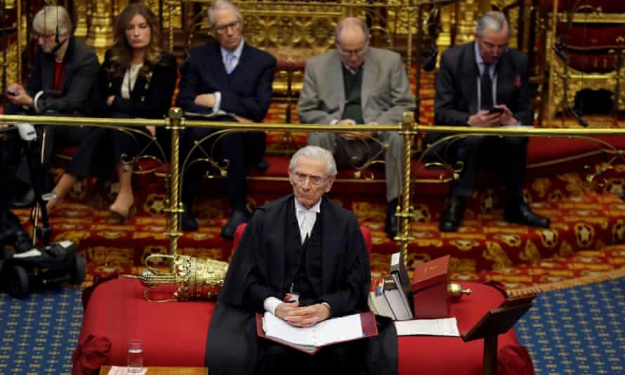 Fowler in the House of Lords.