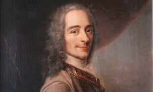 Voltaire: noted vegetarian.