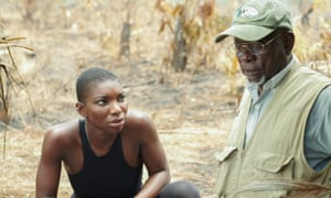 Kate (Michaela Coel) looks for answers in the final episode of Black Earth Rising.