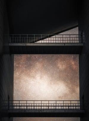 SKYSCAPES: Passage to the Milky Way © Haitong Yu (China) – WINNER