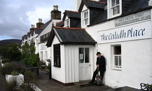 The Ceilidh Place, Ullapool, Scotland