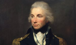 A 1797 Portrait Of Lord Nelson
