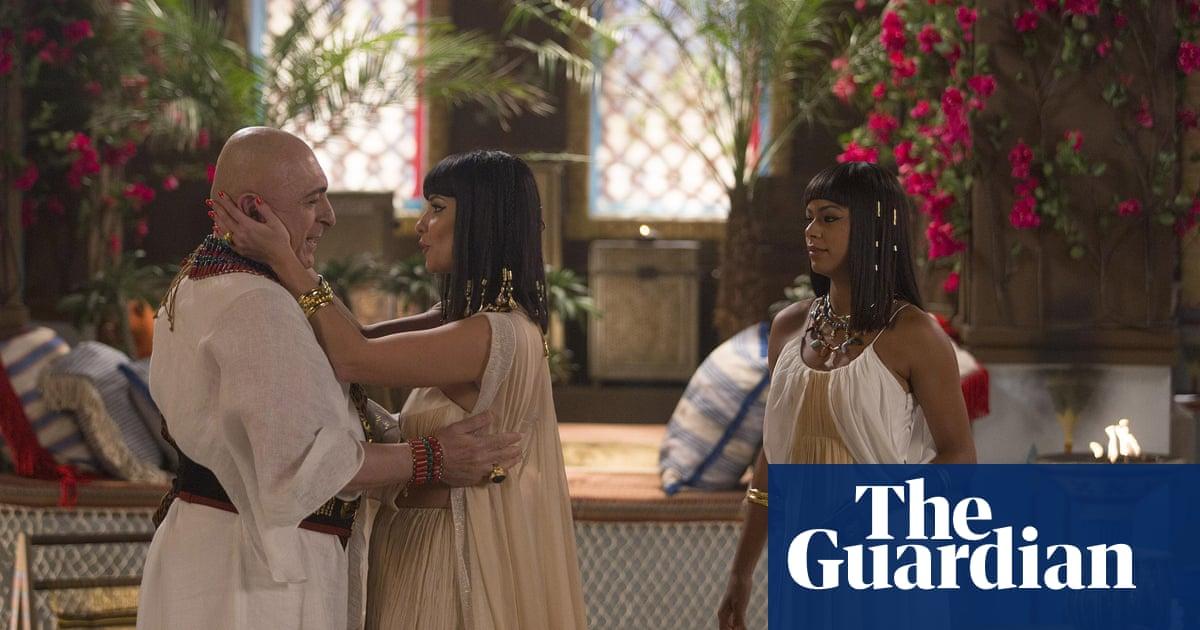 Brazil's biblical soap opera The Ten Commandments is a TV