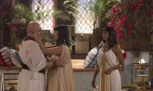 Brazil's biblical soap opera The Ten Commandments is a TV hit