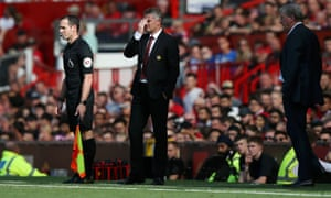 Ole Gunnar Solskjær will be keen to avoid another defeat at Old Trafford, following the loss to Crystal Palace.