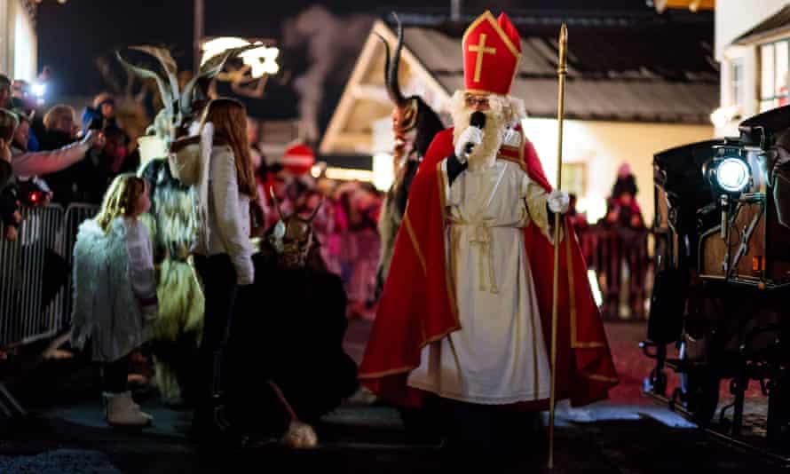 A St Nicholas's Day in Austria