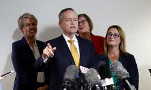 Bill Shorten says Clive Palmer is insulting all the taxpayers who are effectively subsidising his billboards, text messages and endless TV ads