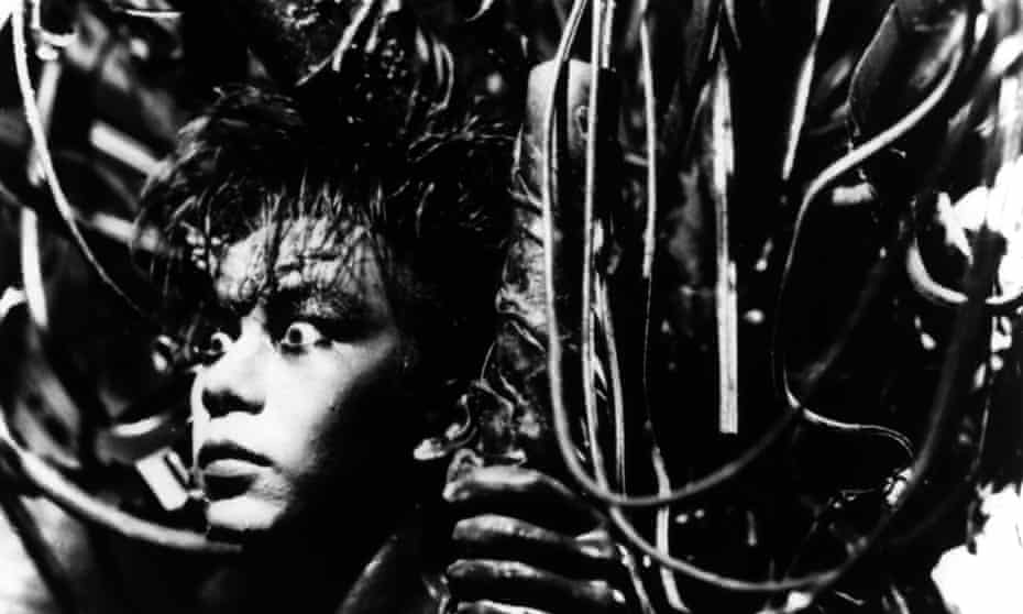 Tetsuo … 'A J-horror you can watch without barfing.'