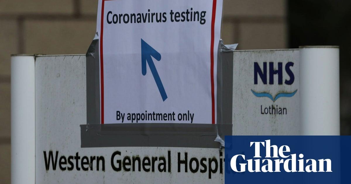 Coronavirus spread on Edinburgh ward after patient's transfer   Edinburgh   The Guardian