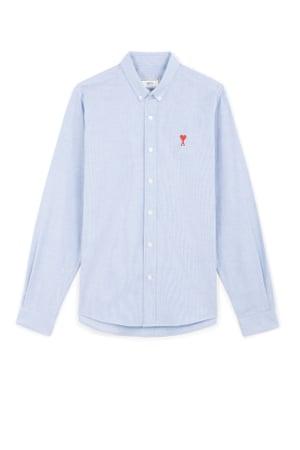 Shirt, £135, amiparis.com