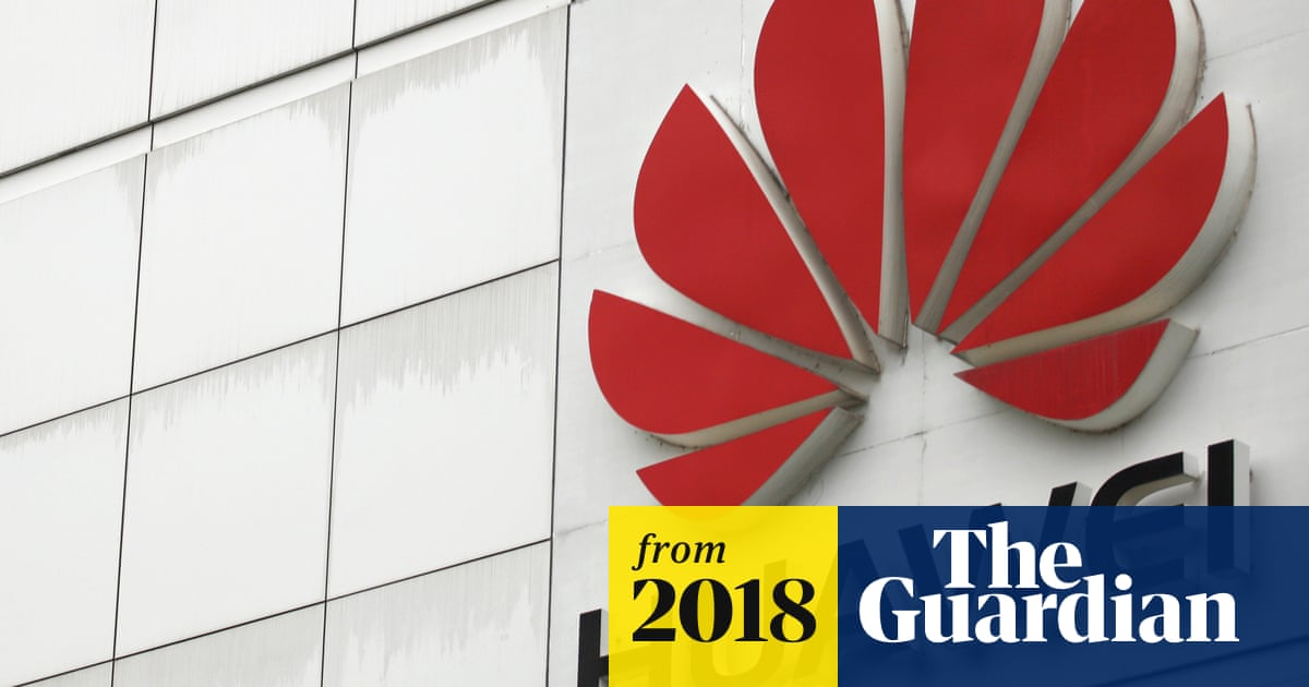 Huawei denies being locked out of bidding to help build 5G network
