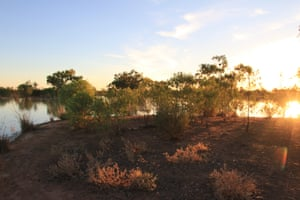 Naree Station, on Budjiti country north of Bourke in outback New South Wales.