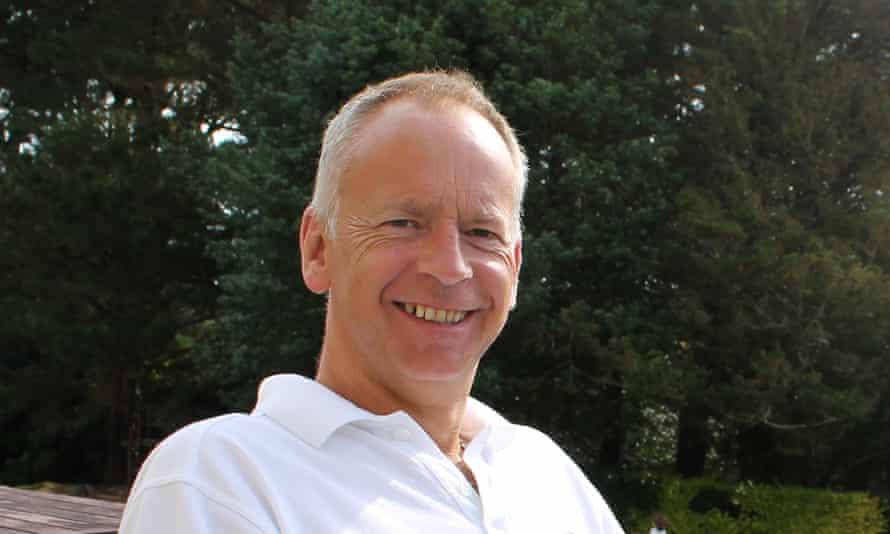 Andy Brown, managing director of Crow Wood Leisure in Burnley.