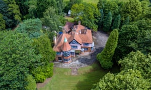 Arts And Crafts Homes For Sale In Pictures Money The Guardian