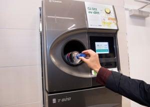 Infinitum runs Norway's deposit return scheme for plastic bottles and cans.