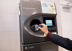 Infinitum runs Norway's deposit return scheme for plastic bottles and cans.