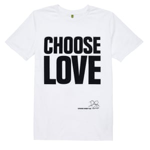 6fe8befebe24fd Guide to slogan T-shirts  the wish list – in pictures