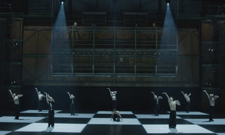 The sheer scale makes the heart sing … Standby, performed by Nederlands Dans Theater