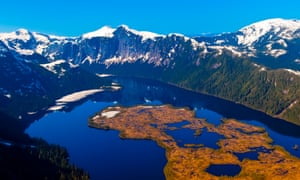 Millions of years in the making: Misty Fjords National Monument, near Ketchikan, southeast Alaska.