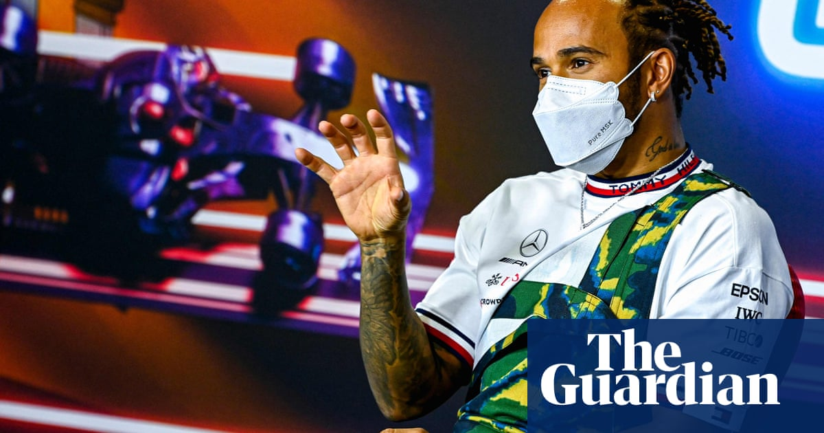 Lewis Hamilton not interested in 'psychological battle' with Red Bull