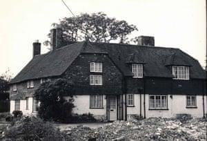 Ivy Farm, in Knockholt, Kent