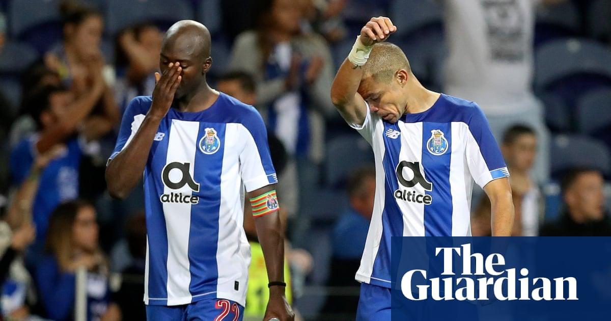 Porto dumped out, Ajax edge through on night of Champions League drama