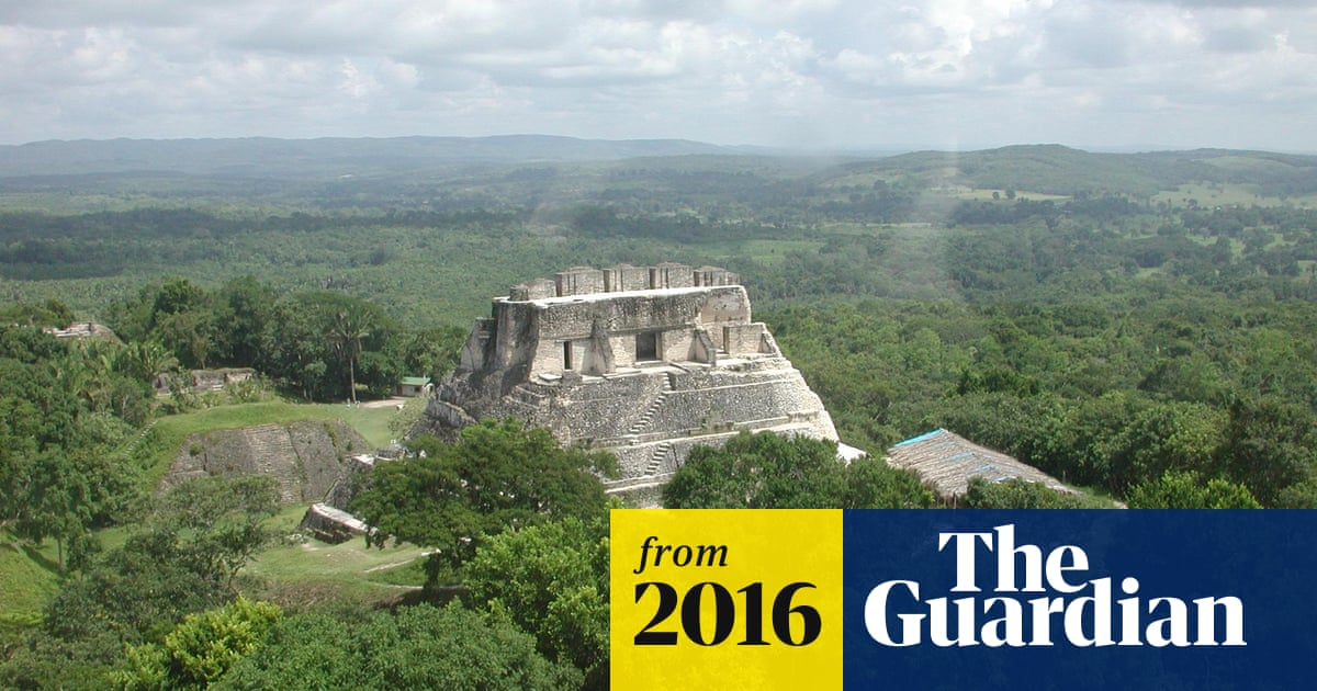 Maya tomb uncovered holding body, treasure and tales of